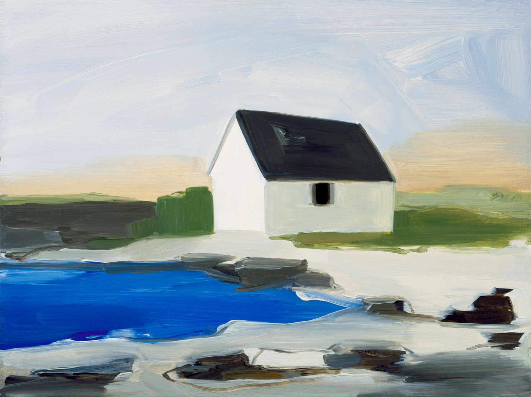 Maureen Gallace, Cape Cod, Fall, 2003