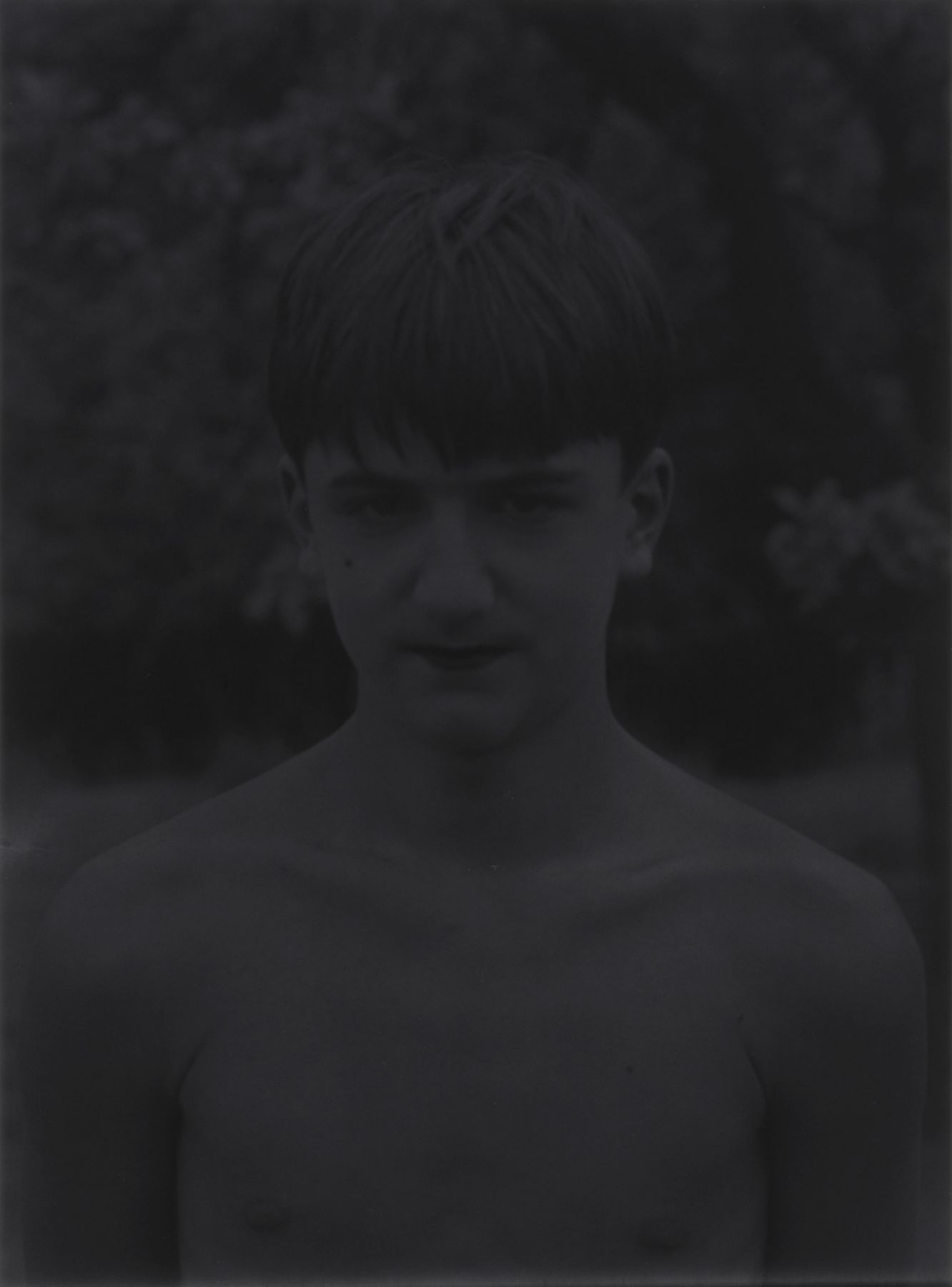 Collier Schorr, The Sorrows of the Young Man, 1995