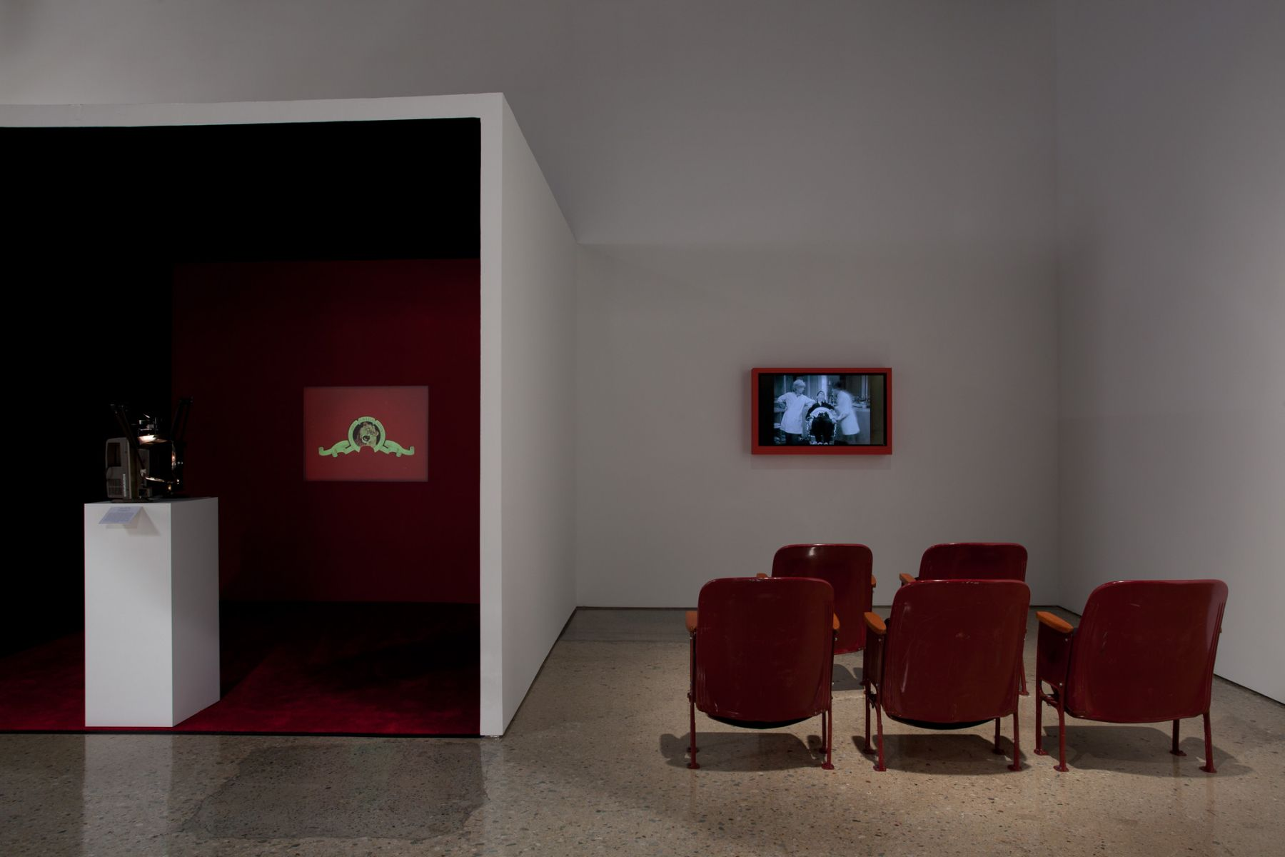 Marxism, Installation at 303 Gallery, 2012