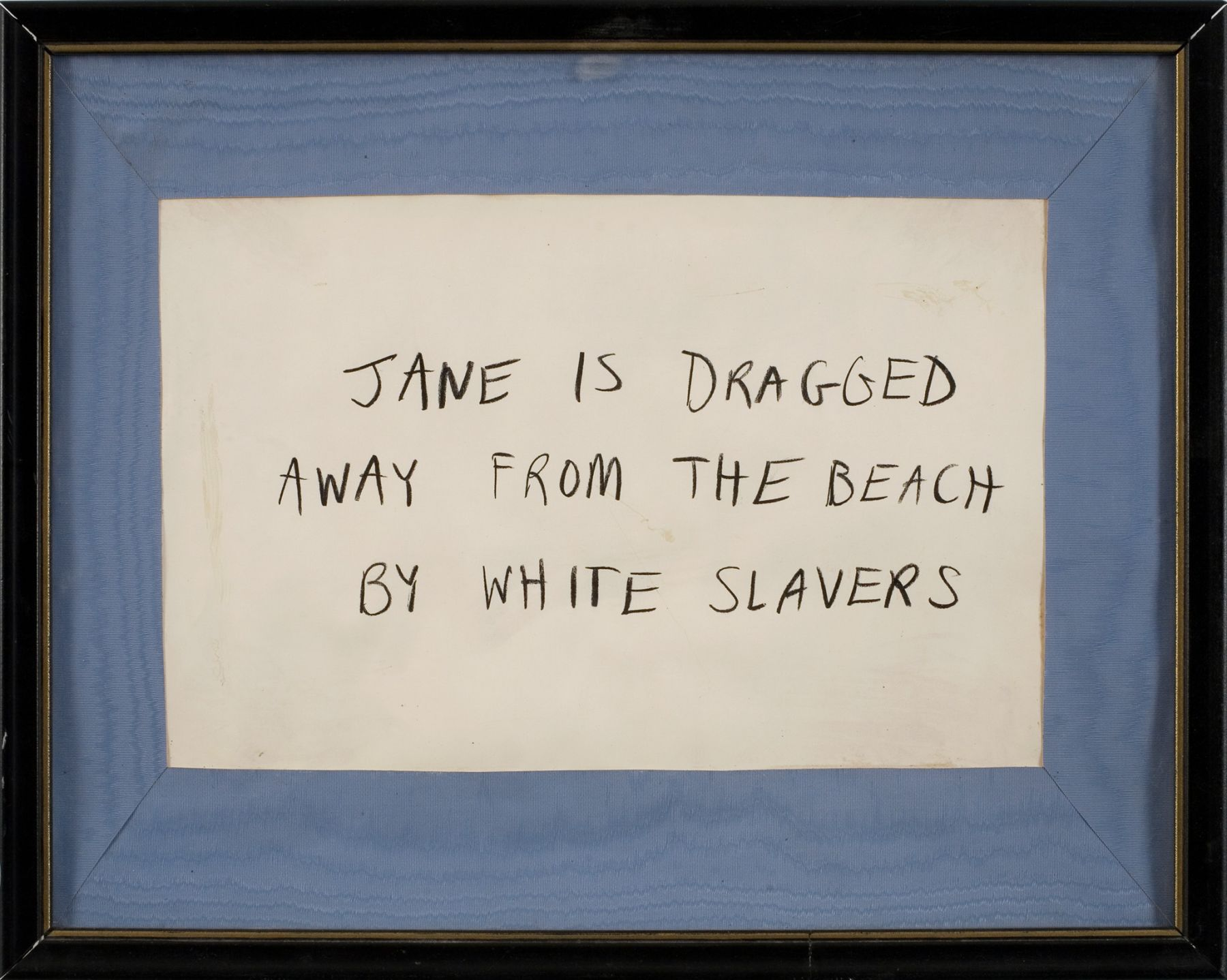 Karen Kilimnik, Jane Creep (White Slavers), 1989
