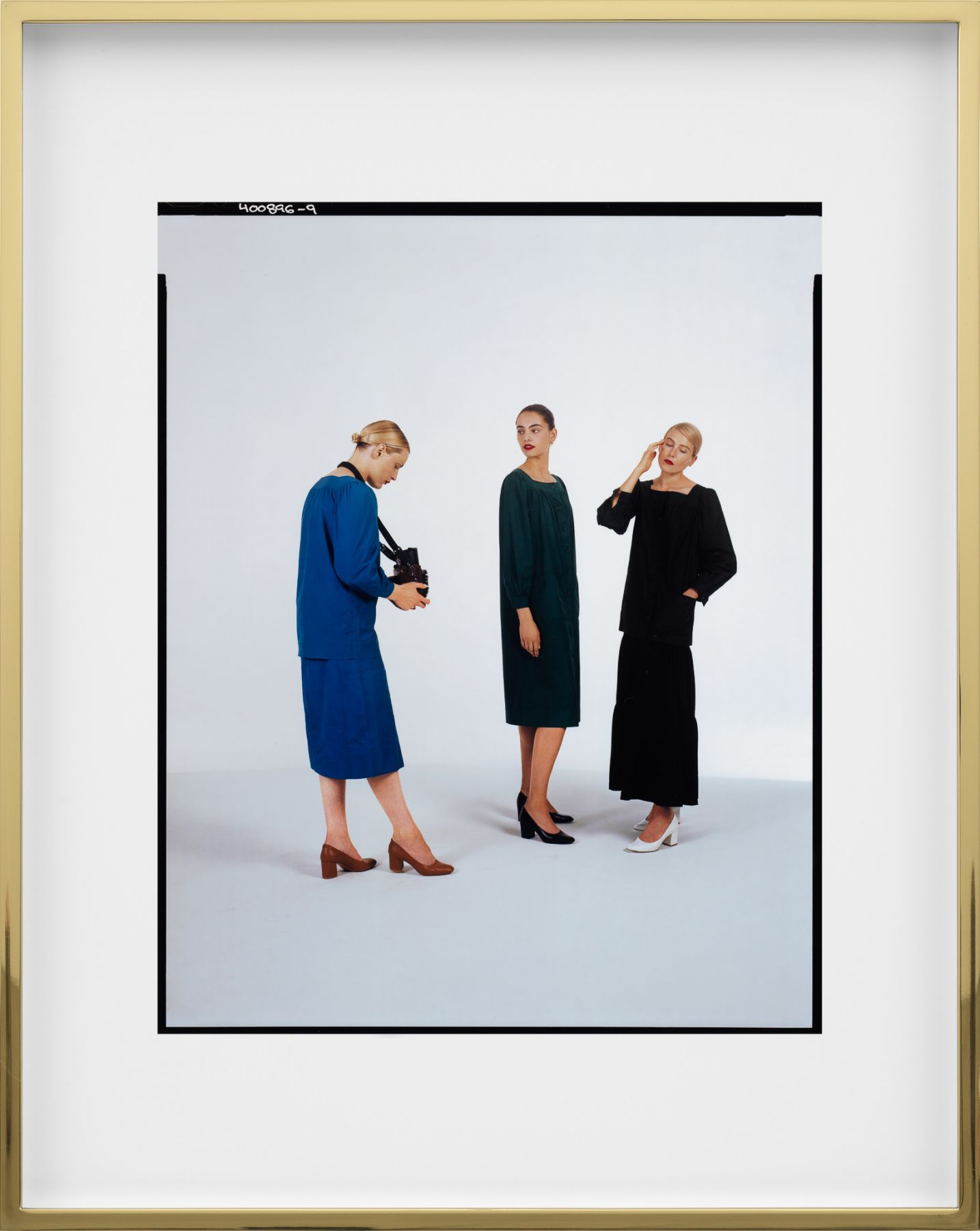 Elad Lassry, Untitled (Assignment 96-9), 2018