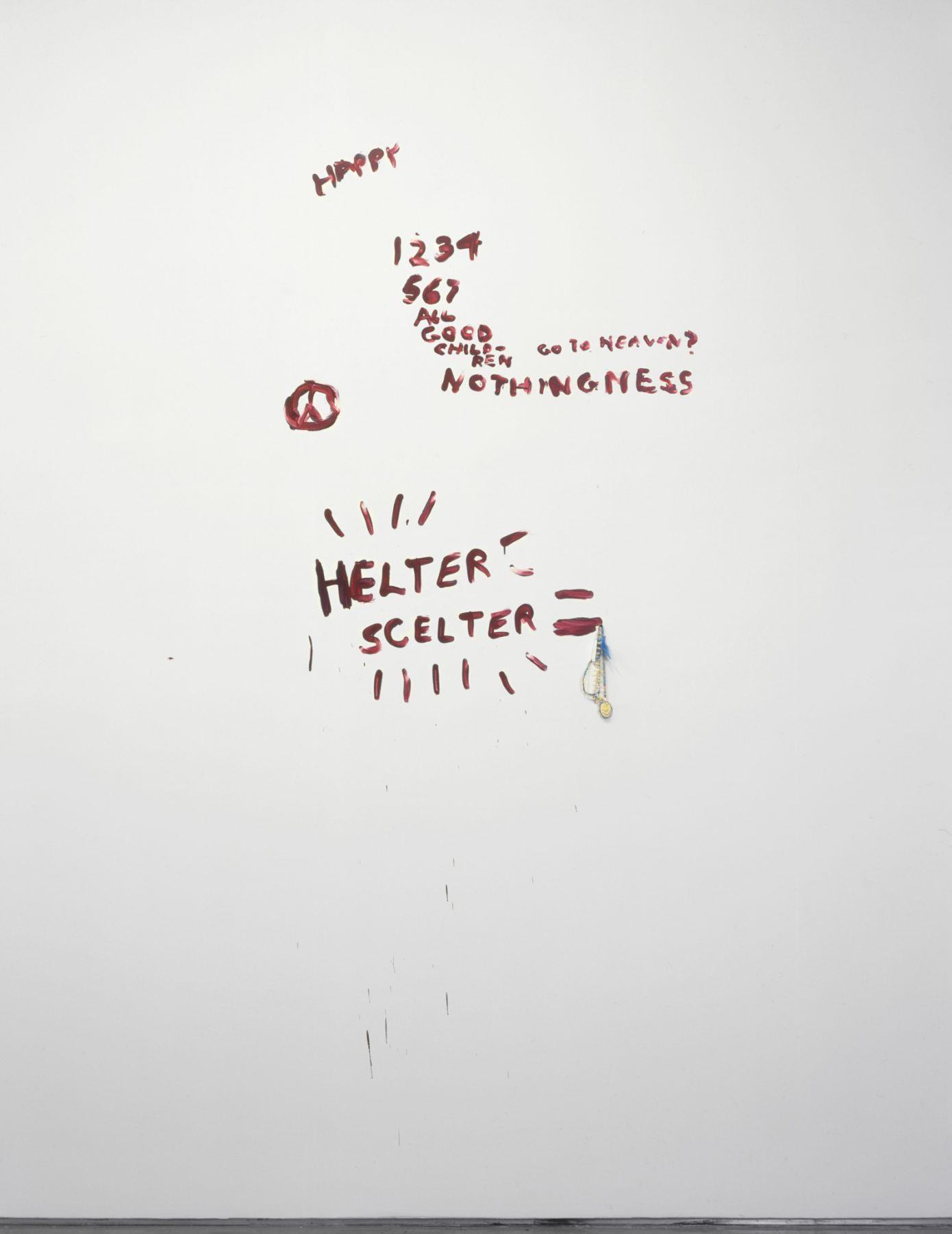 Karen Kilimnik, Helter Skelter, 1992