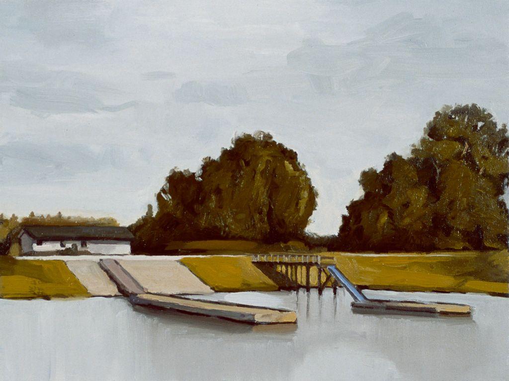 Derek Root, Docks, 2005