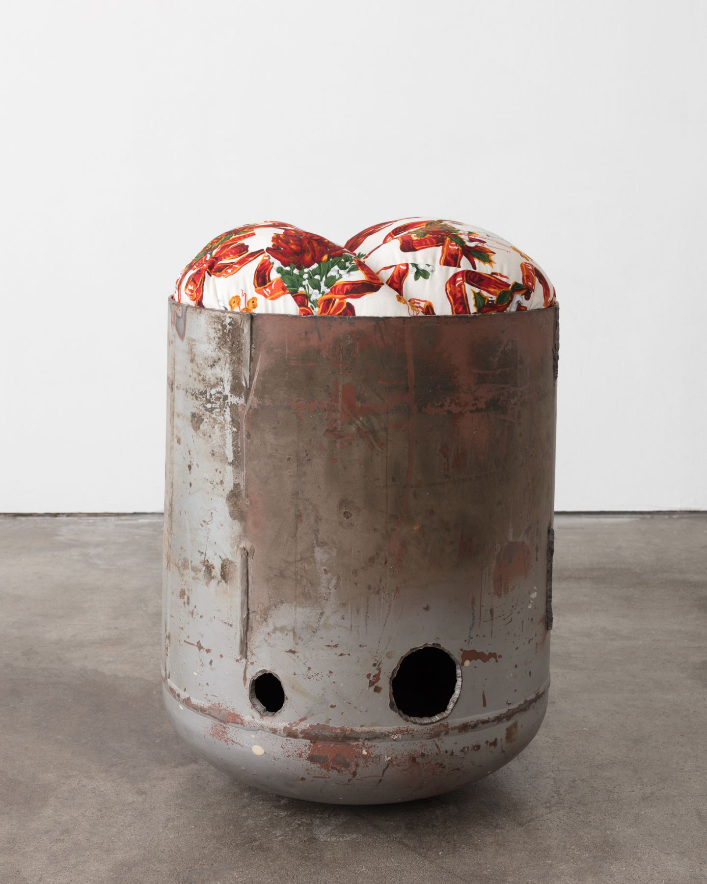 Elad Lassry, Untitled (Pod, Holiday Peppers and Bows, 2), 2018