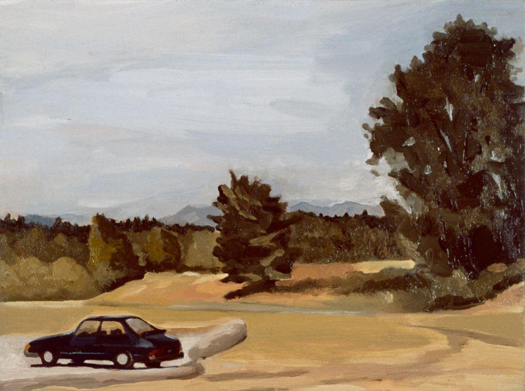 Derek Root, Parked Car, 2004