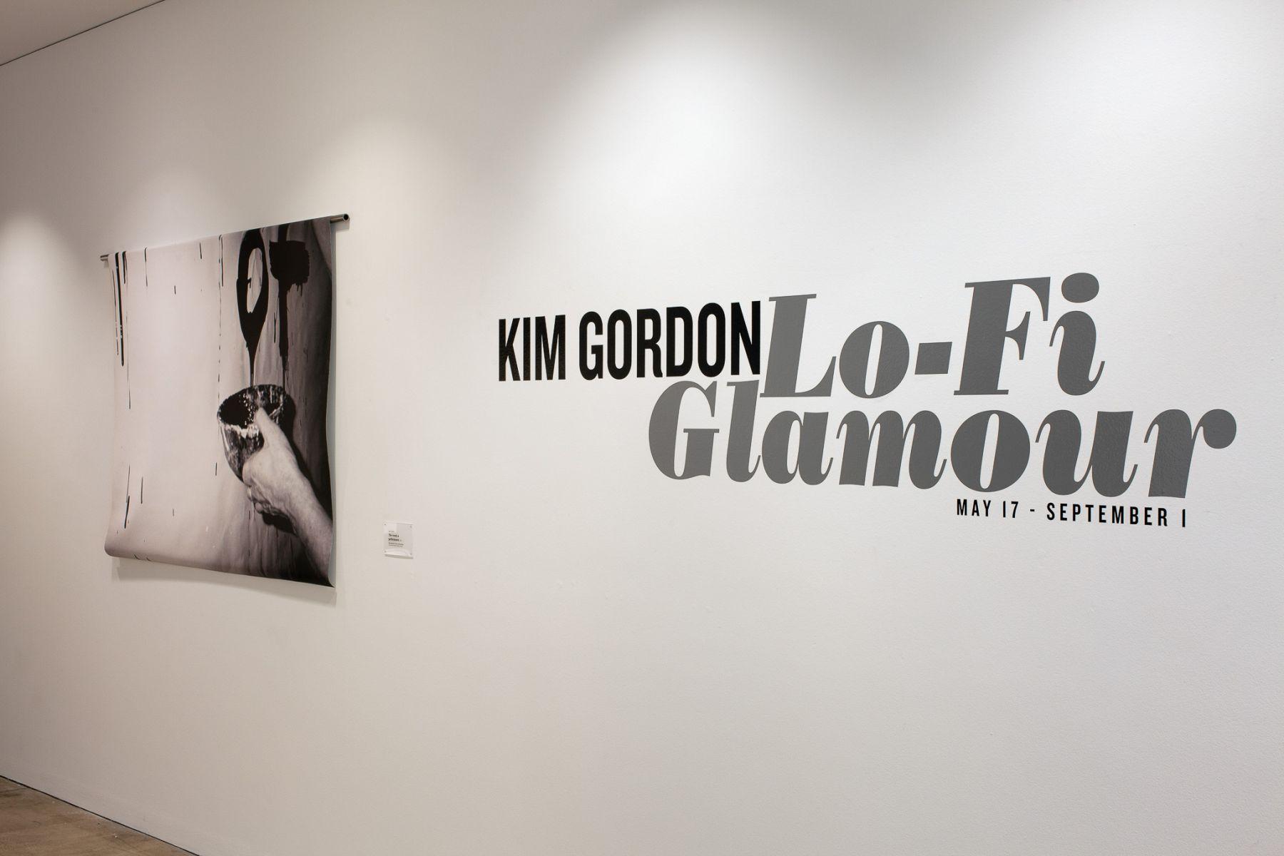 KIM GORDON, Lo-Fi Glamour
