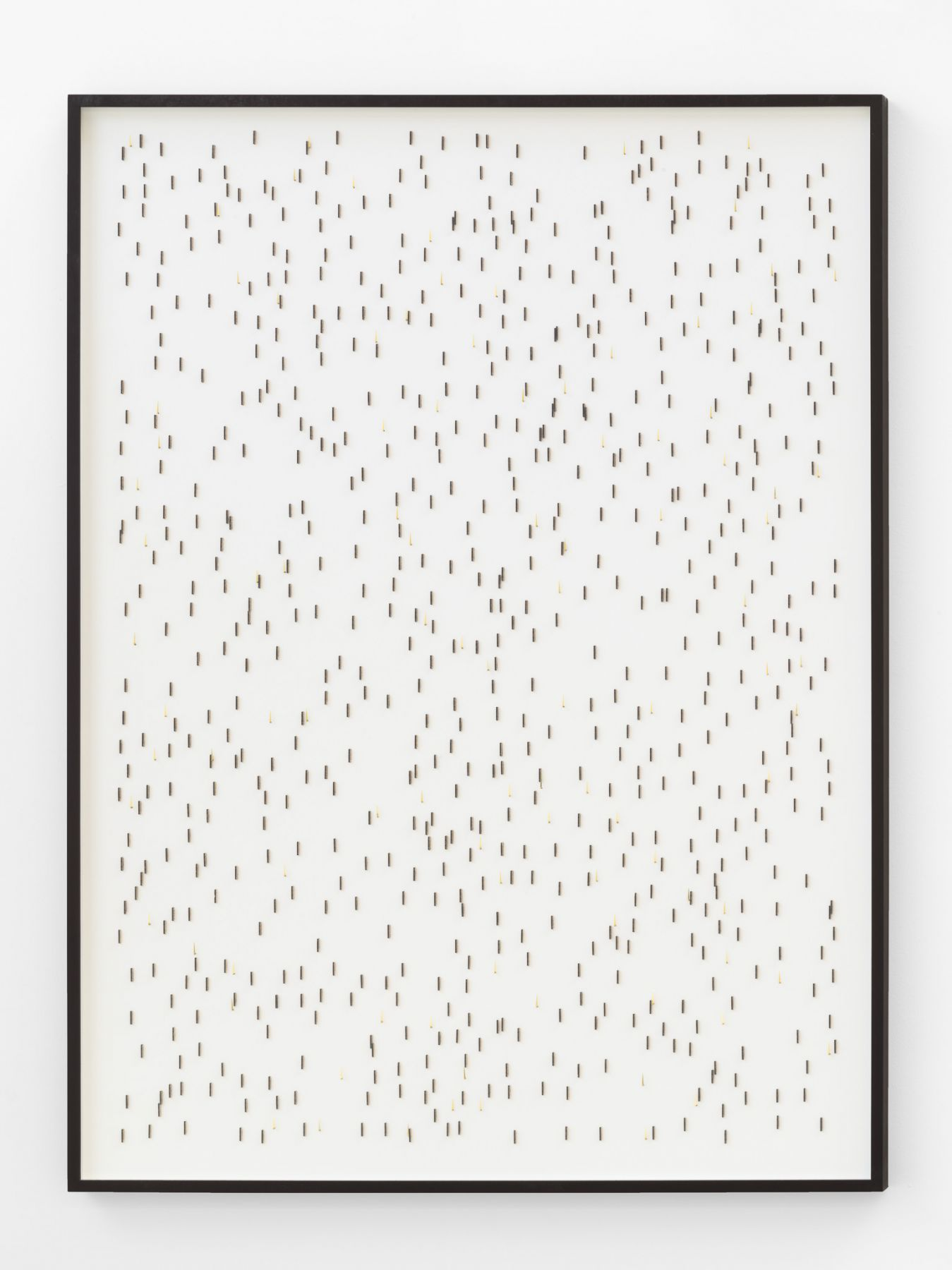 Alicja Kwade, Rain (1 minute 40 seconds/ 70 cm), 2019