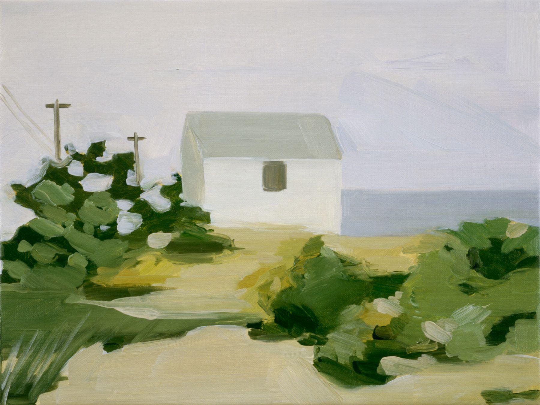 Maureen Gallace, Grassy Beach House, Falmouth, Ma., 2002