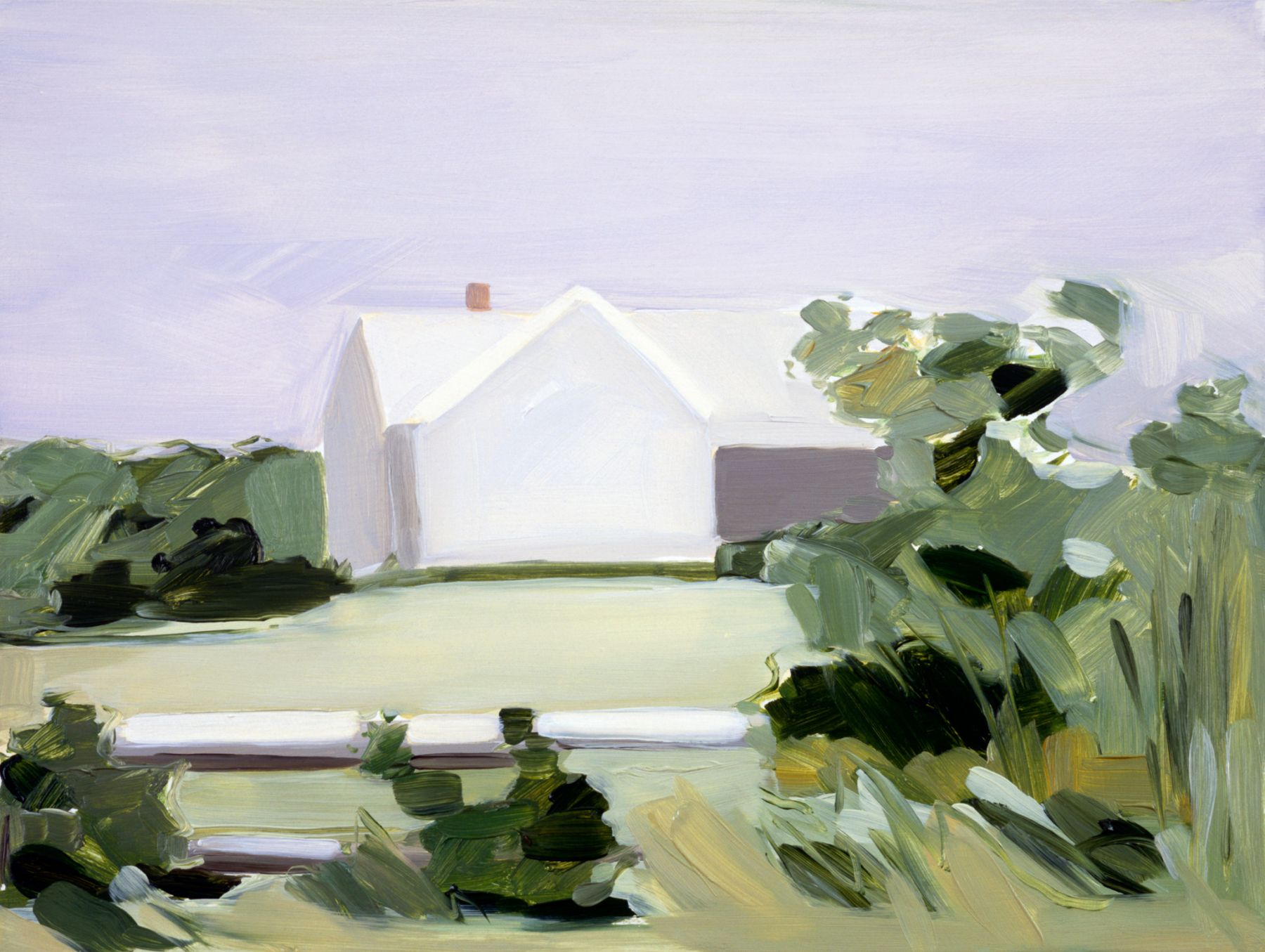Maureen Gallace, Late Summer, 2002