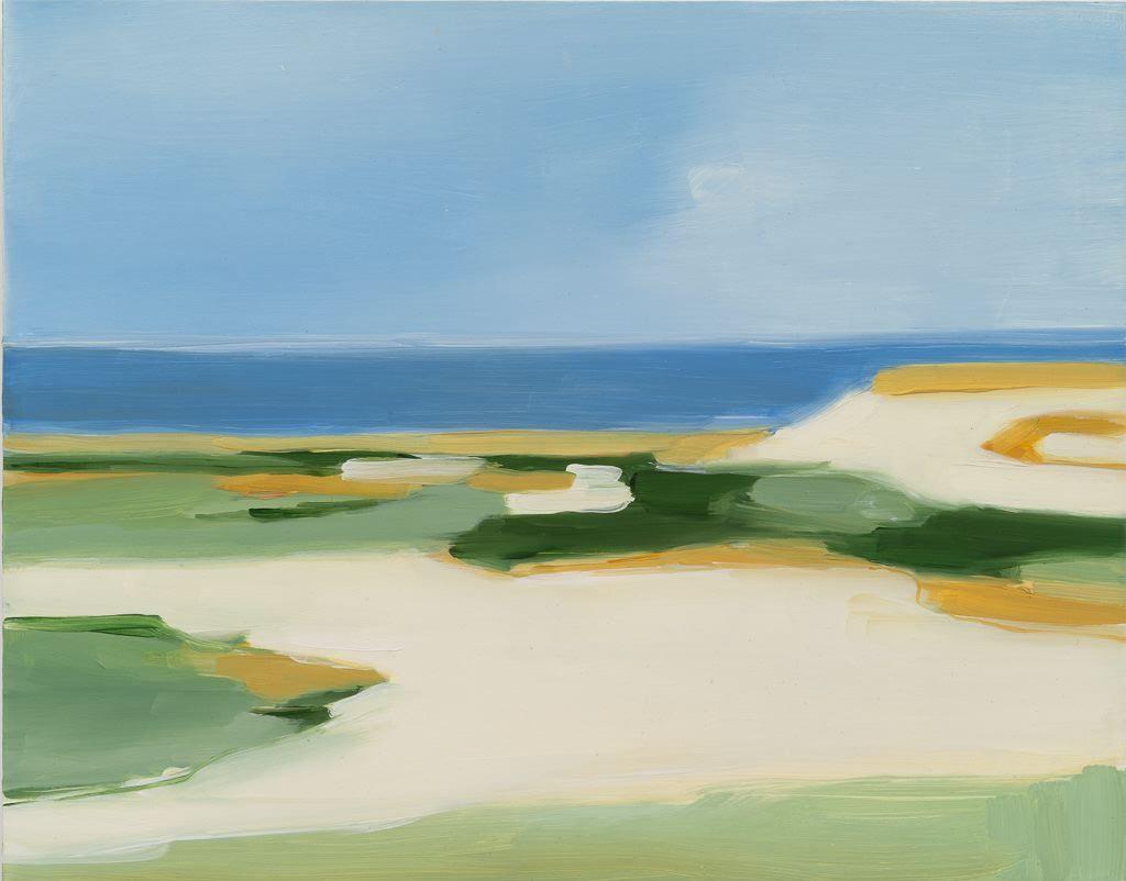 Maureen Gallace, Sand Dunes, 2011