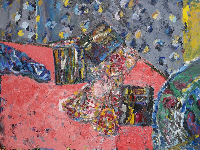 The Pine, Gina Rorai, 2014