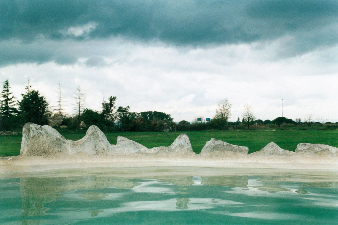 Distanz, Therme, 2005
