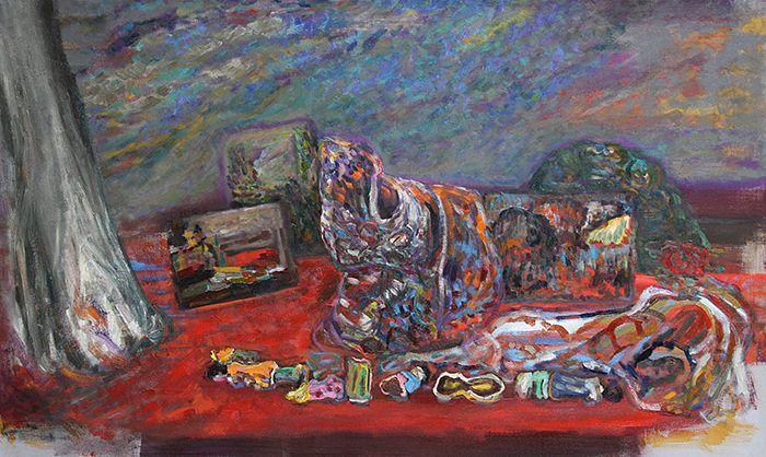 The Last Evening, Gina Rorai, 2014