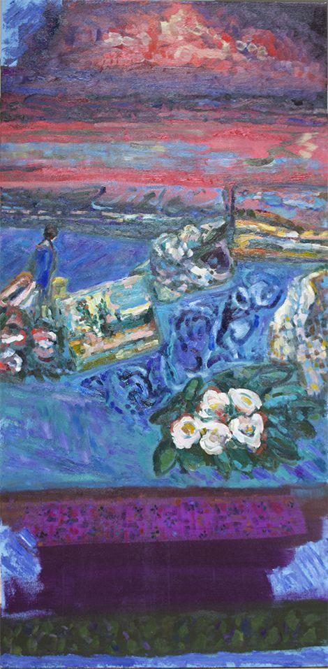 The One to the Sea, Gina Rorai, 2014