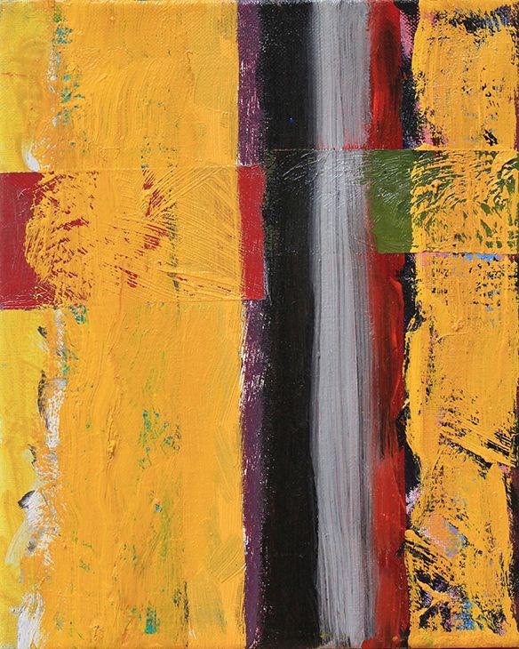 The Colour in a Shade, Gina Rorai, 2014