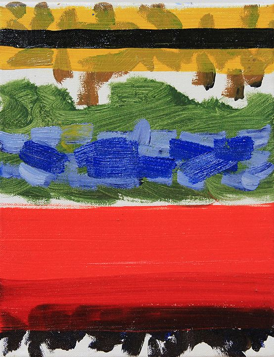 Casual Frontier, Gina Rorai, 2014