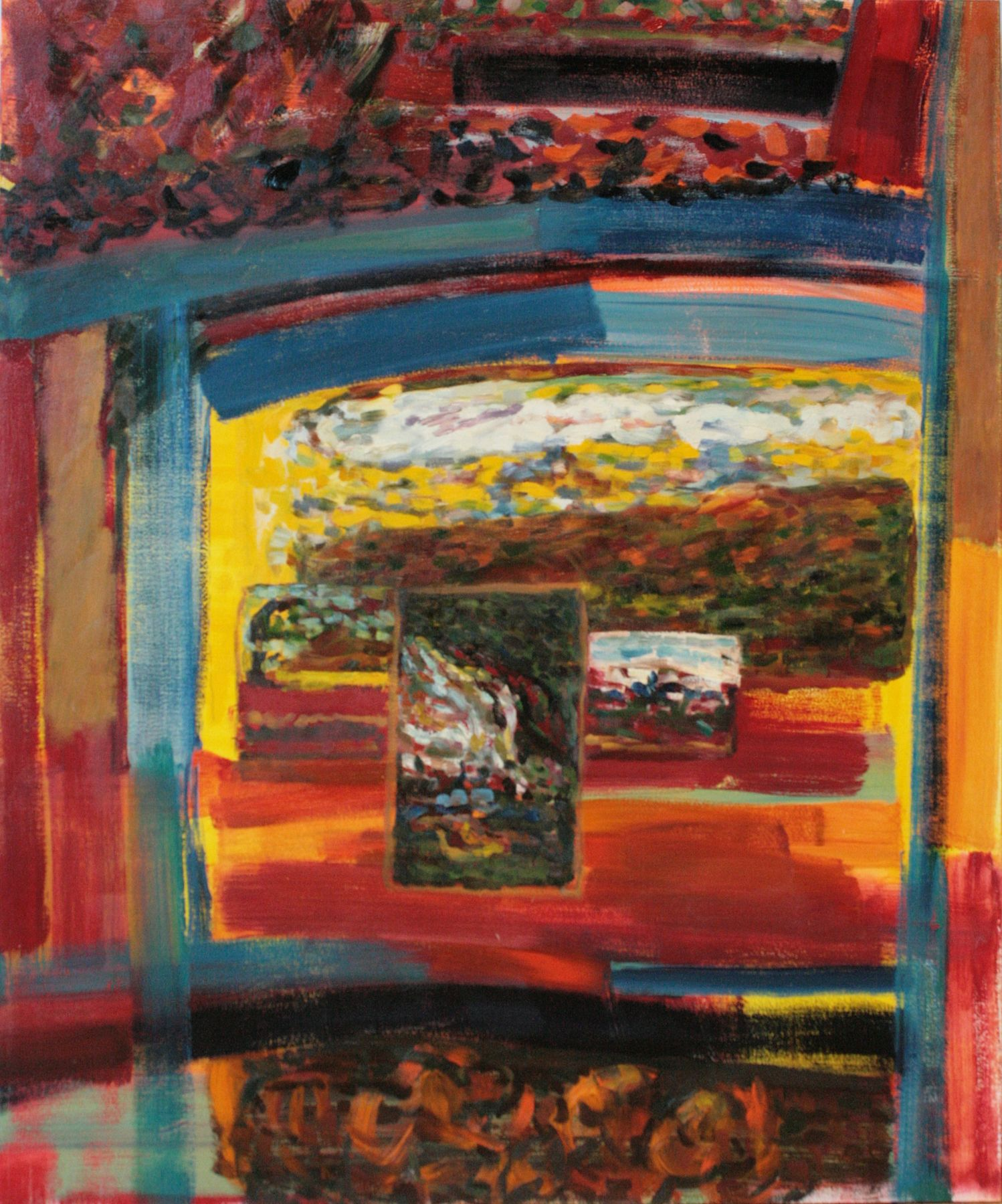A Quiet Word, Gina Rorai, 2007