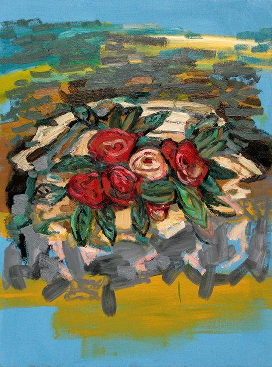 Petals and Stone, Gina Rorai, 2014