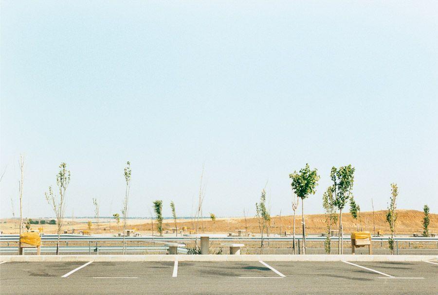 Parkplatz, 2006
