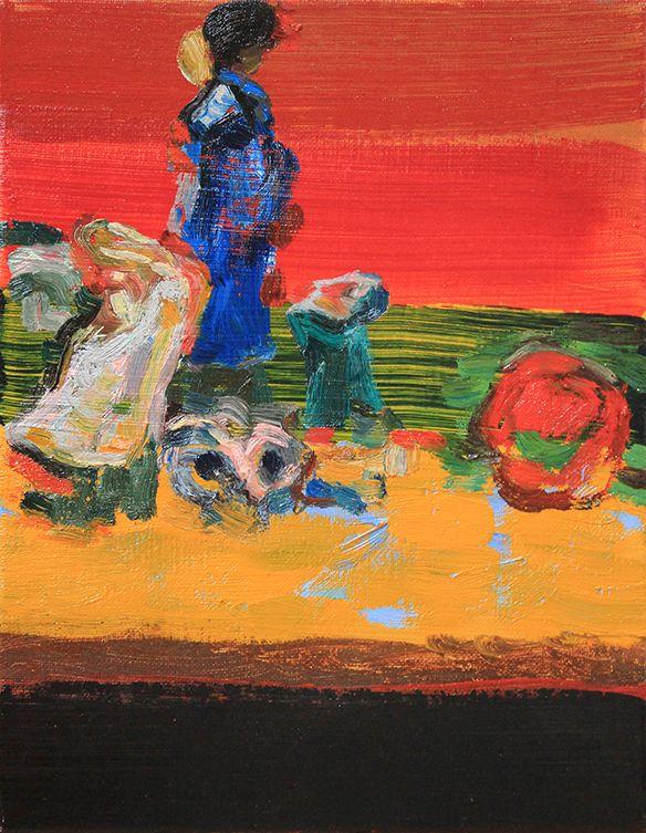 The Sower, Gina Rorai, 2014