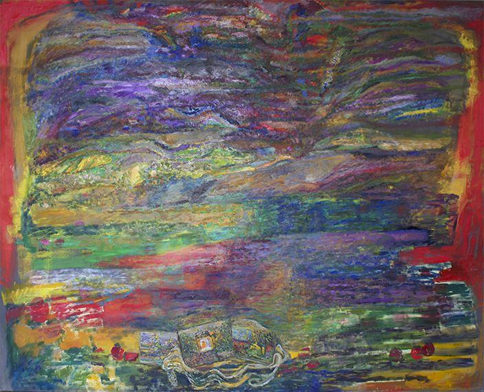 #47 (for JJR), Gina Rorai, 2014