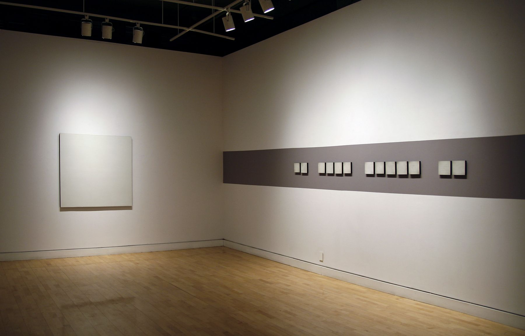 Thomas Chimes Entropy Paintings
