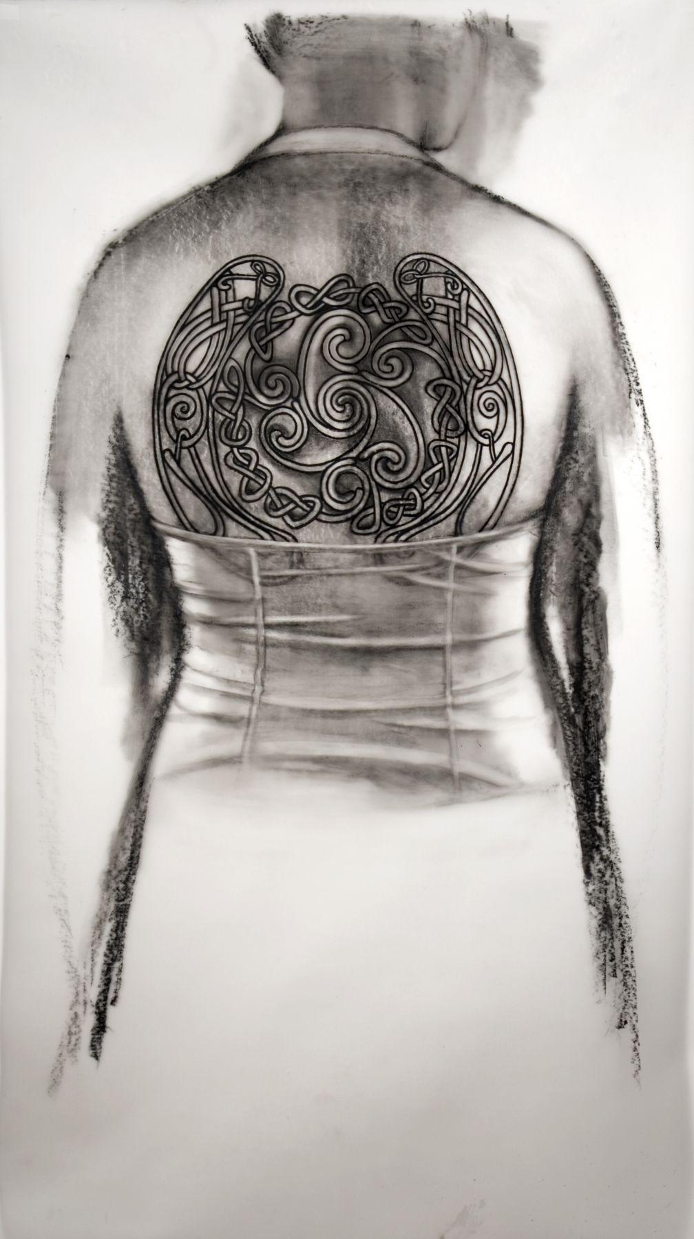Susan Moore Second Skin Locks Gallery Celtic Circle