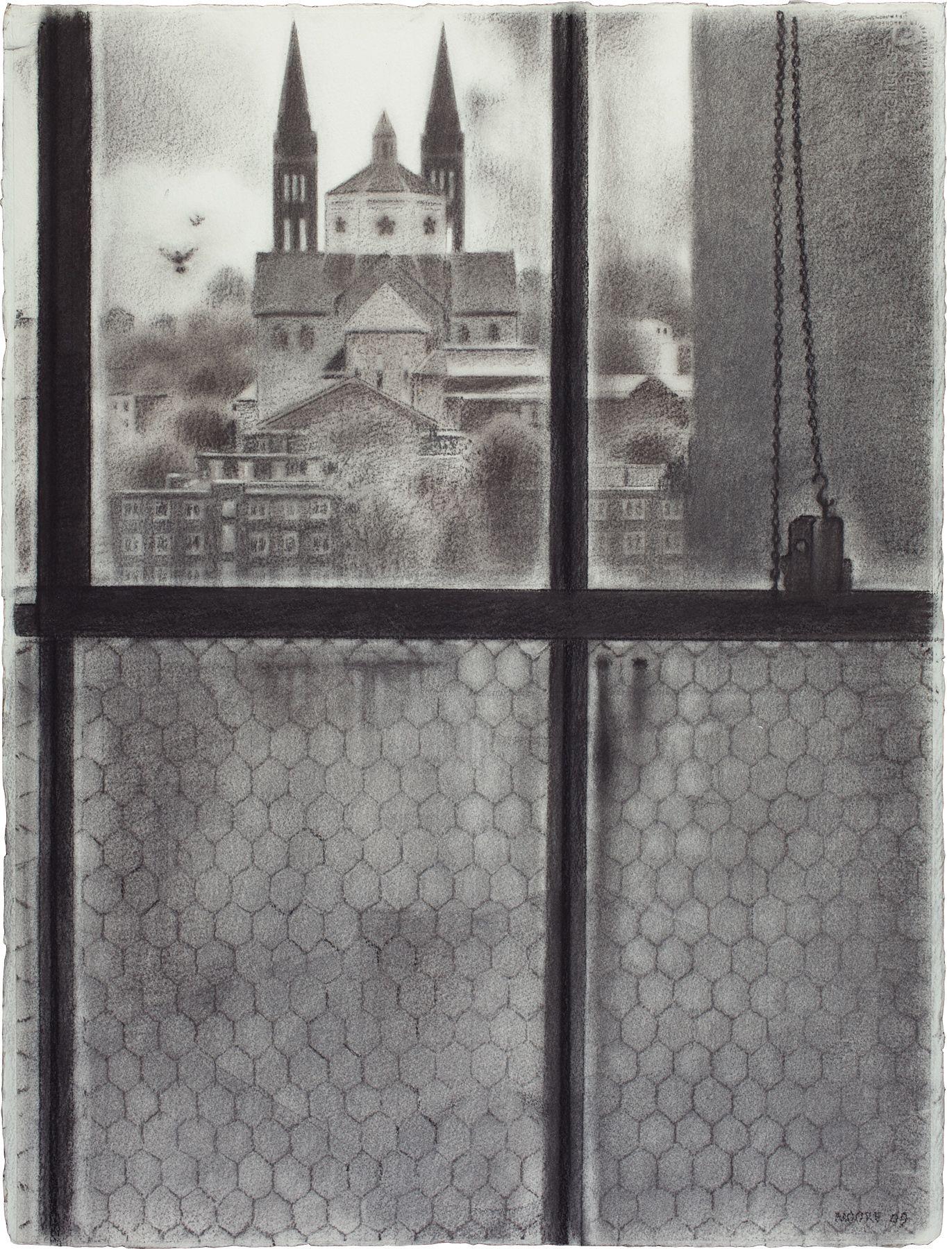 John Moore drawing Locks Gallery
