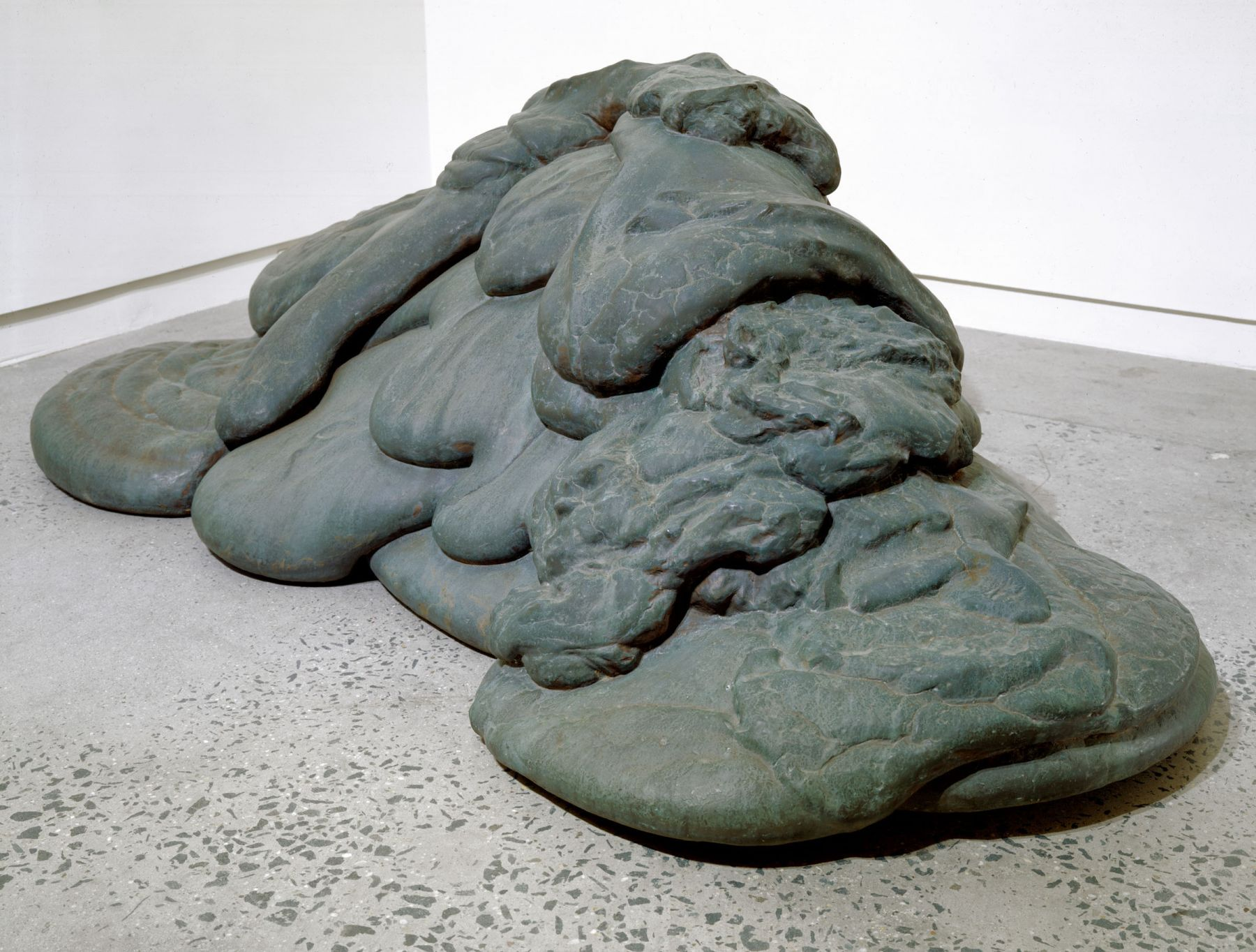 Lynda Benglis Sculpture Locks Gallery
