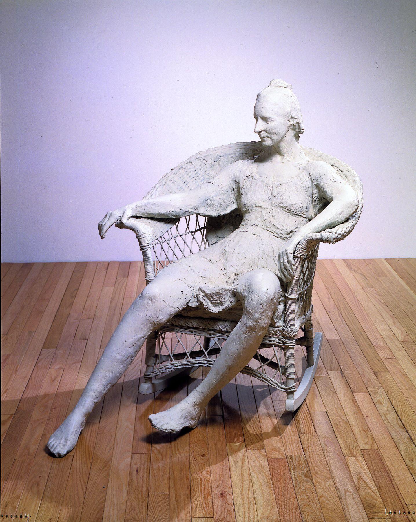 George Segal Locks Gallery
