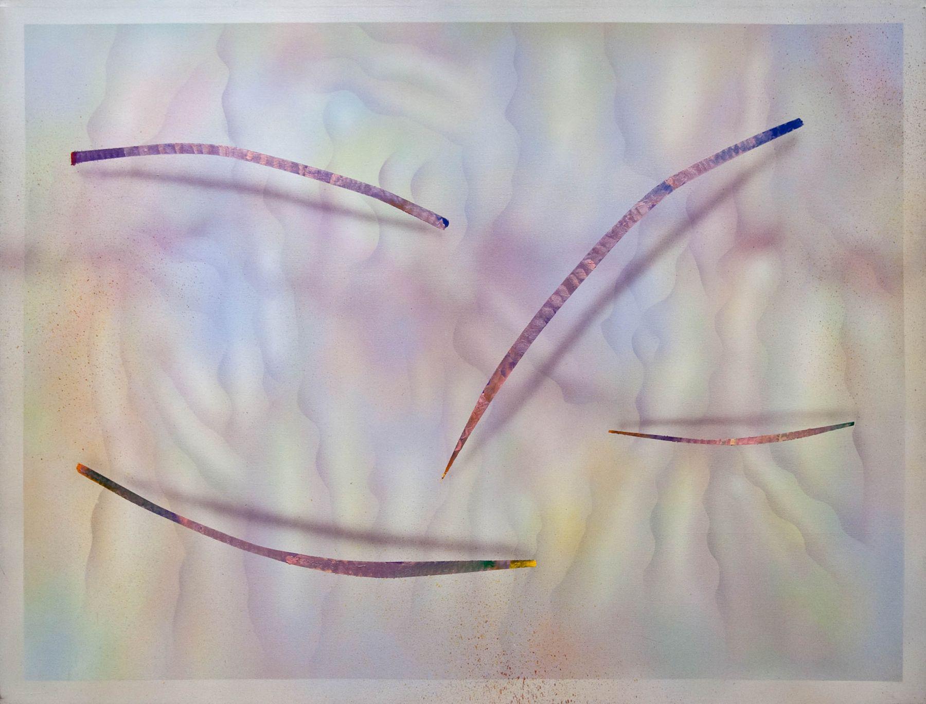 1968 Locks Gallery James Havard Untitled 1