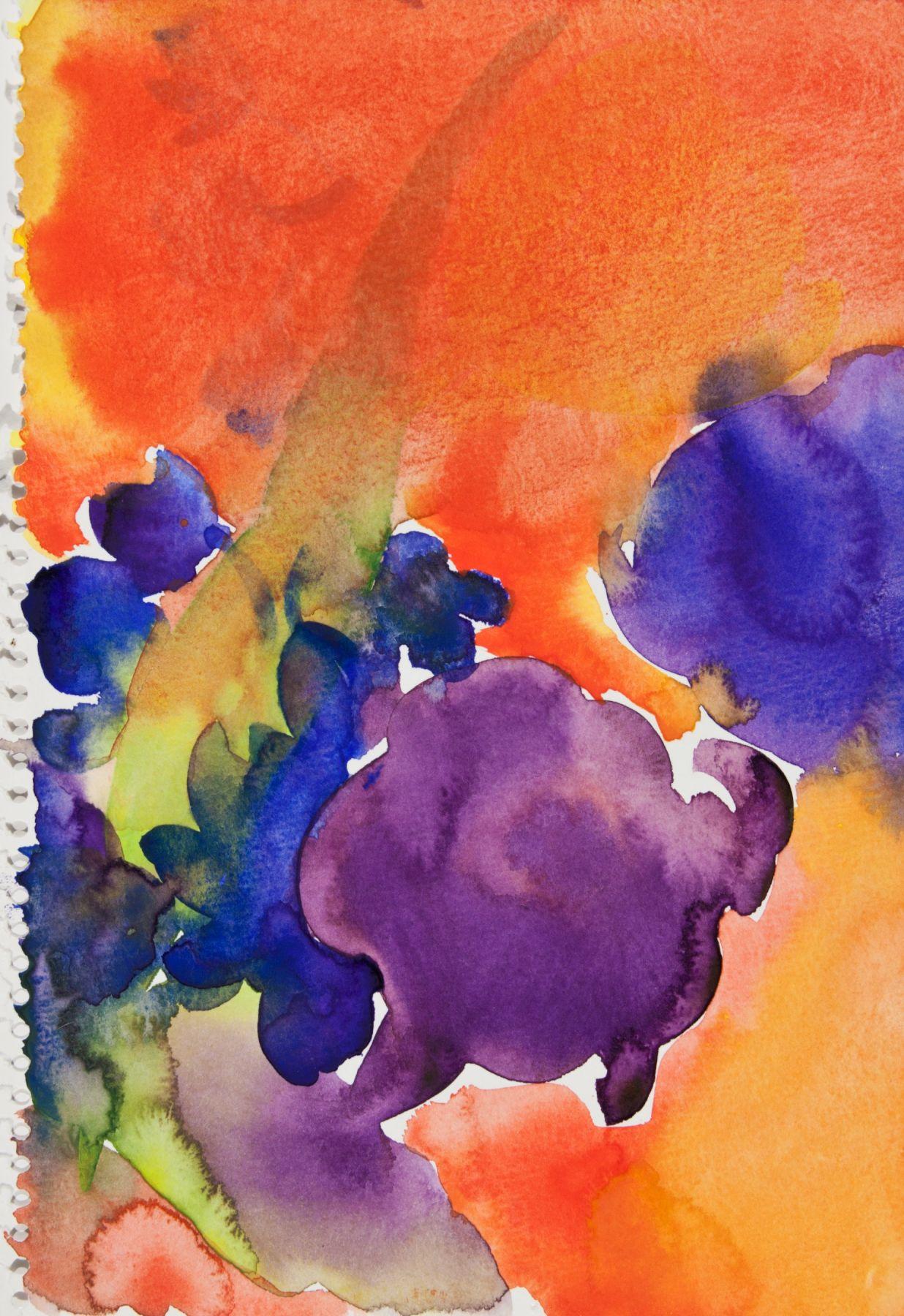 Elizabeth Osborne watercolor Locks Gallery