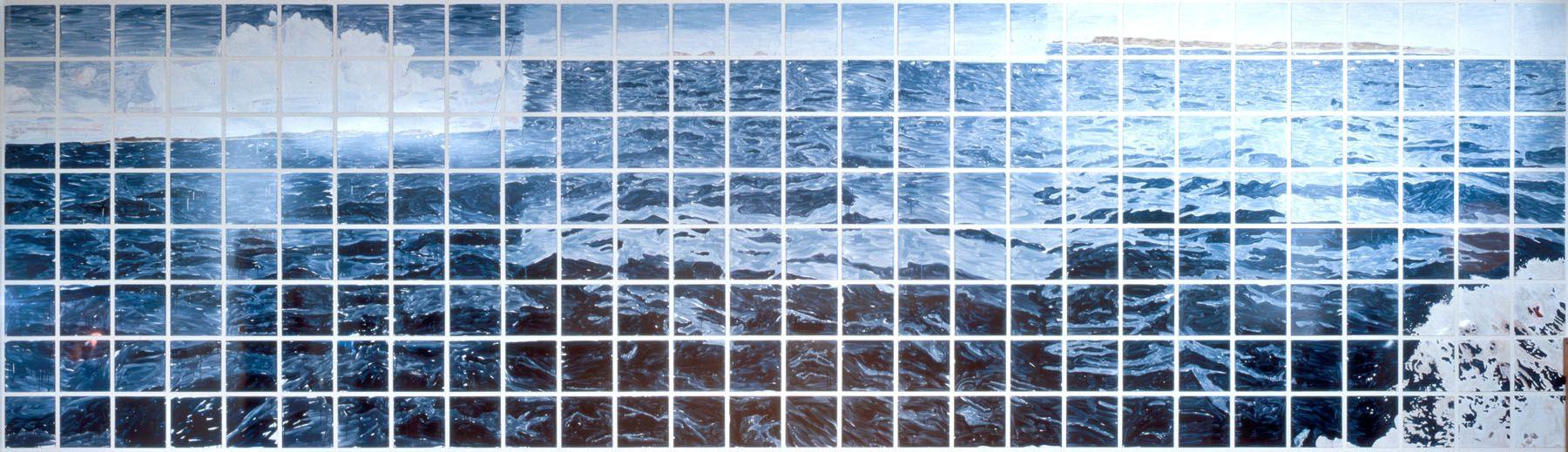 Water is Best Locks Gallery Jennifer Bartlett Atlantic Ocean
