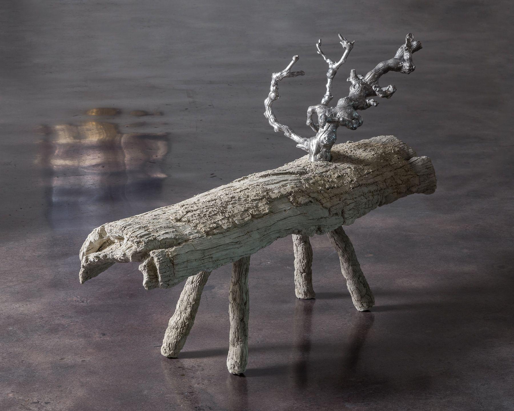 Virgil Marti bench Locks Gallery