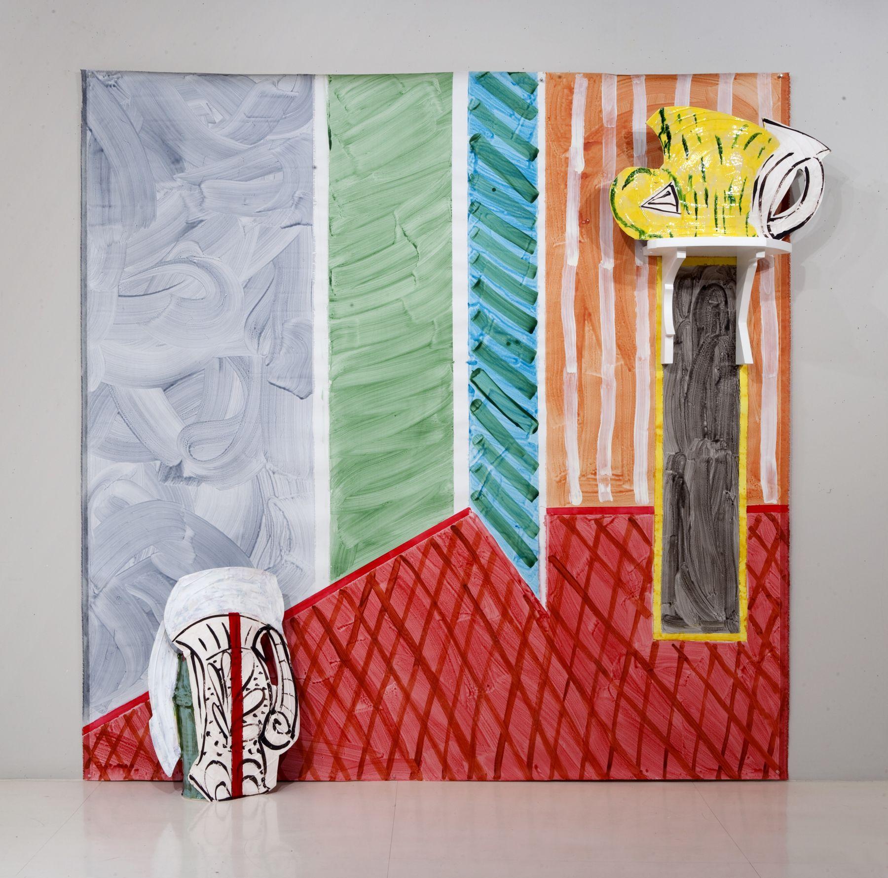 Betty Woodman Locks Gallery