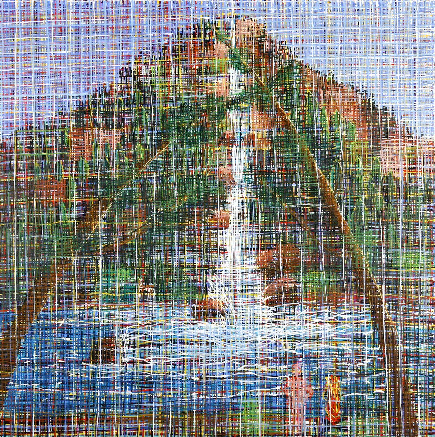 Water is Best Locks Gallery Jennifer Bartlett waterfall