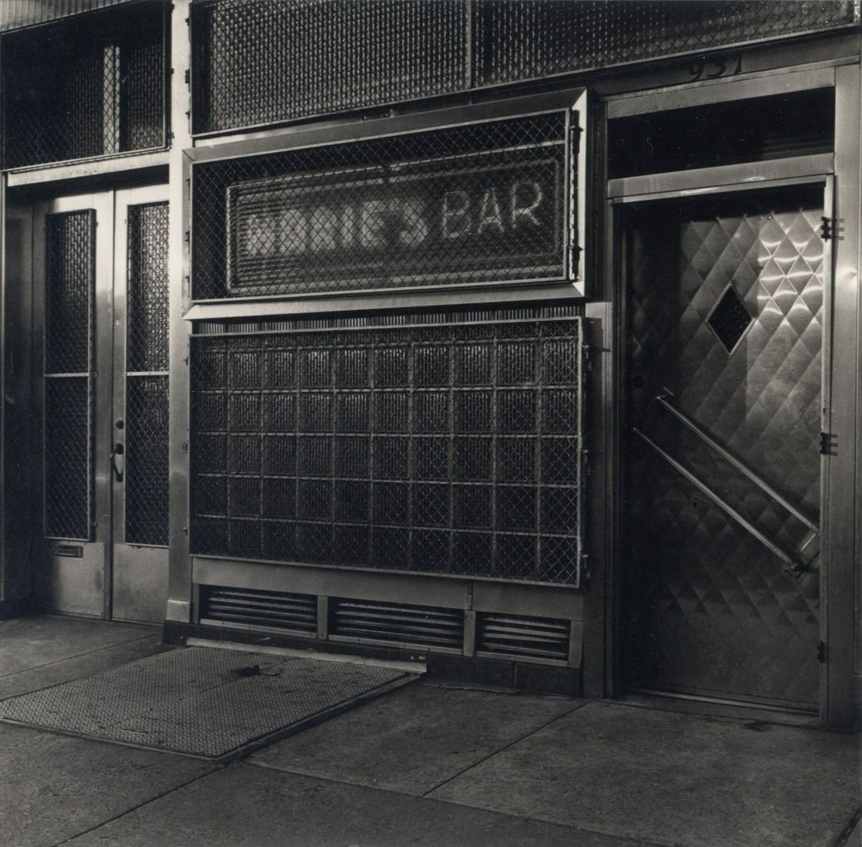 Will Brown  Marie's Bar, Philadelphia 1973