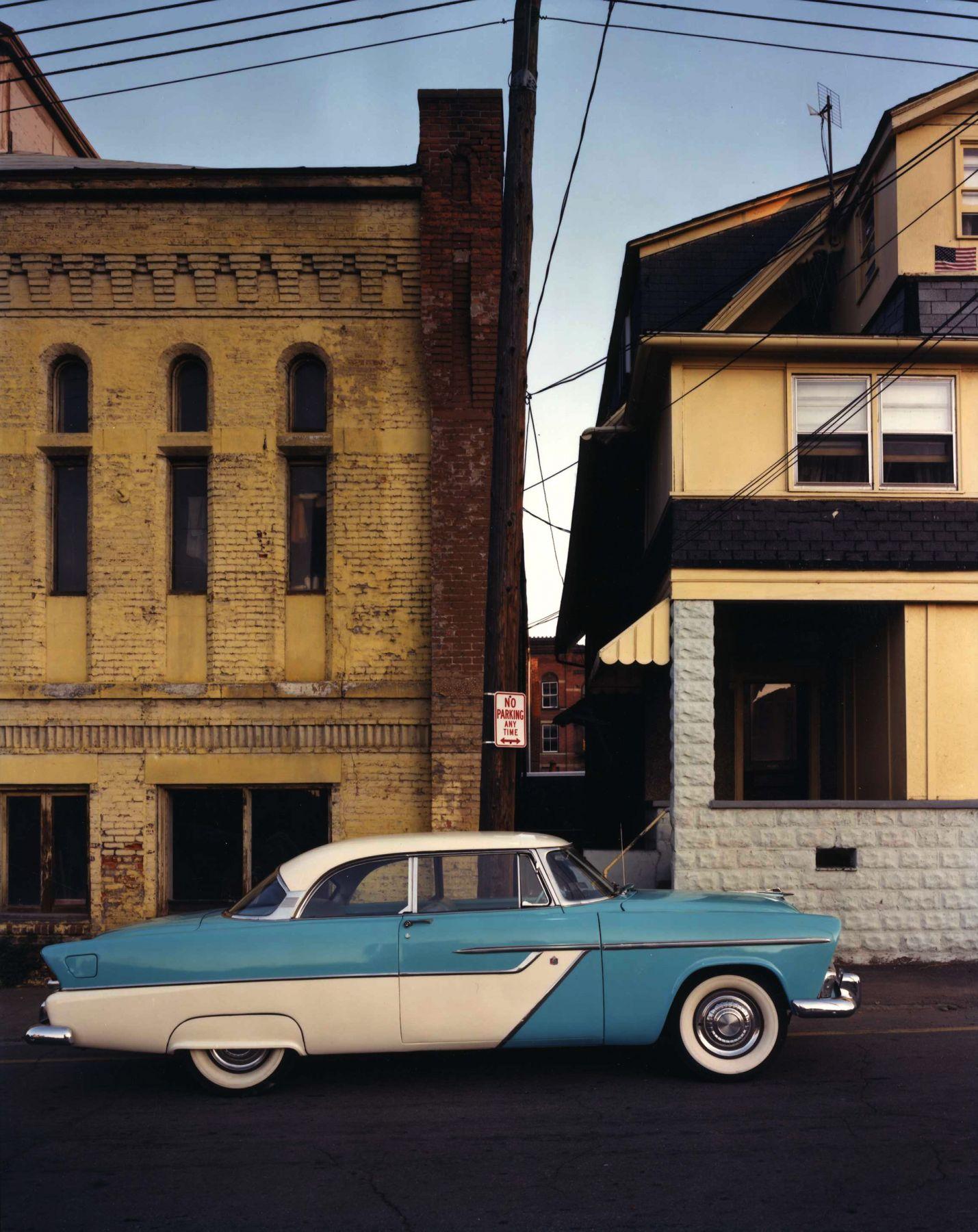 Bruce Wrighton 1955 Plymouth Belvedere Binghamton, NY