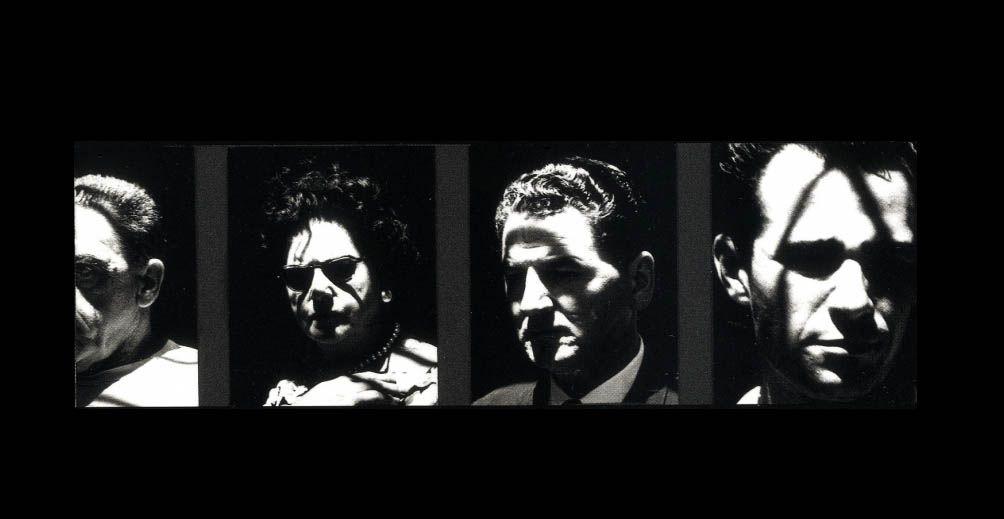 Ray K. Metzker Faces VI, 1966