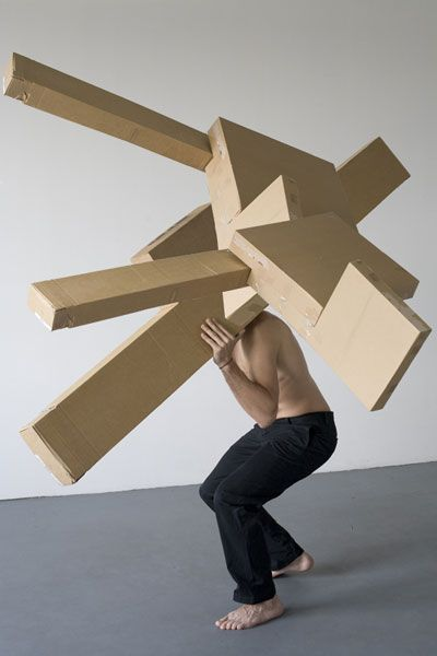 Denis Darzacq Recomposition