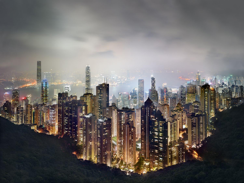 Luca Campigotto Hong Kong