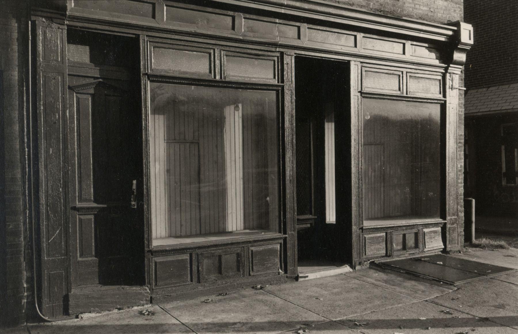 Will Brown Bainbridge + Orleans St 1972