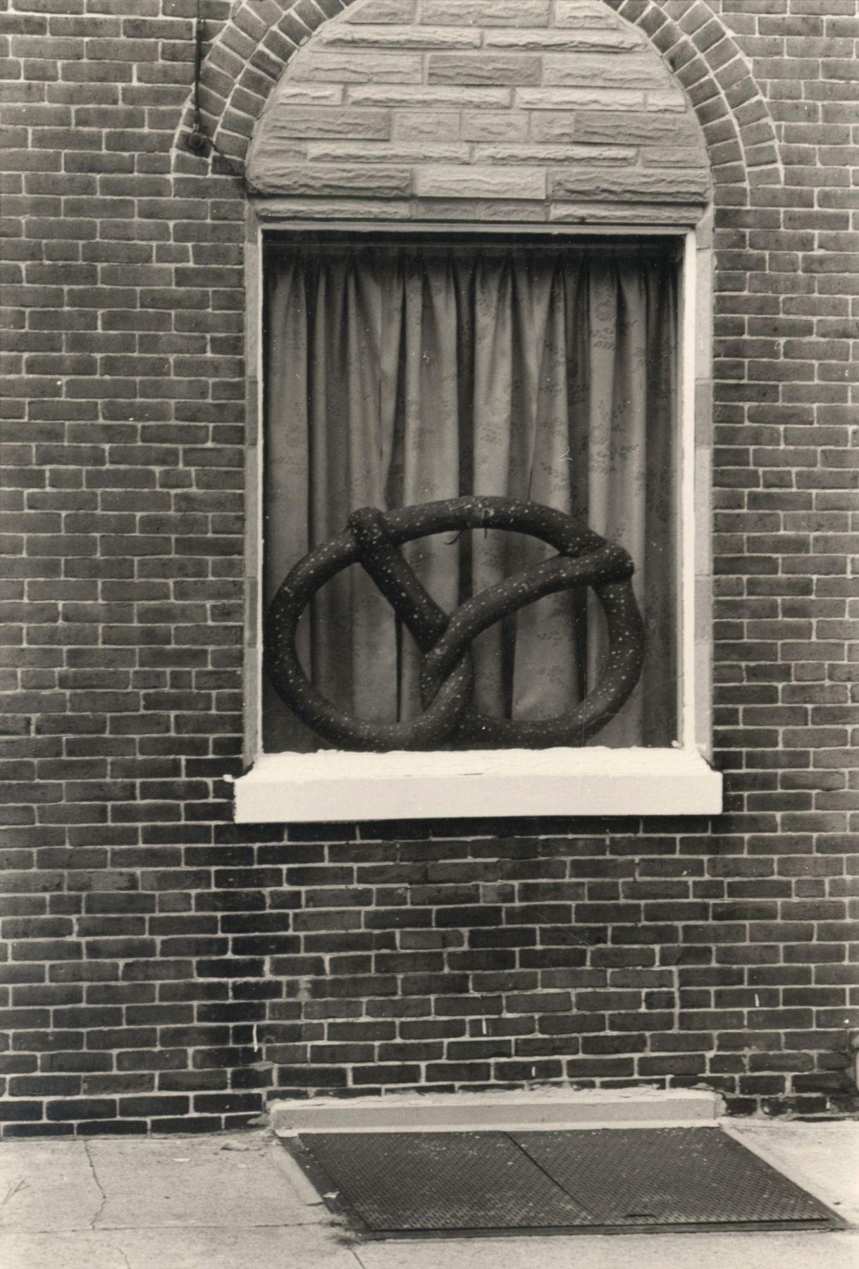 Will Brown Pretzel 1973