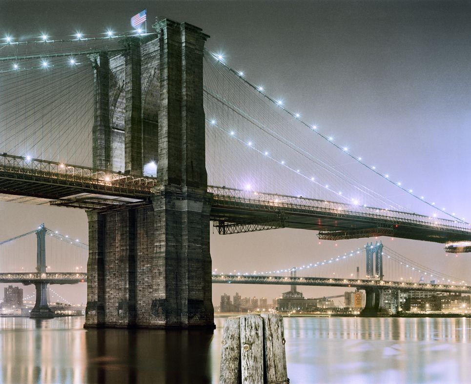 Luca Campigotto Brooklyn Bridge