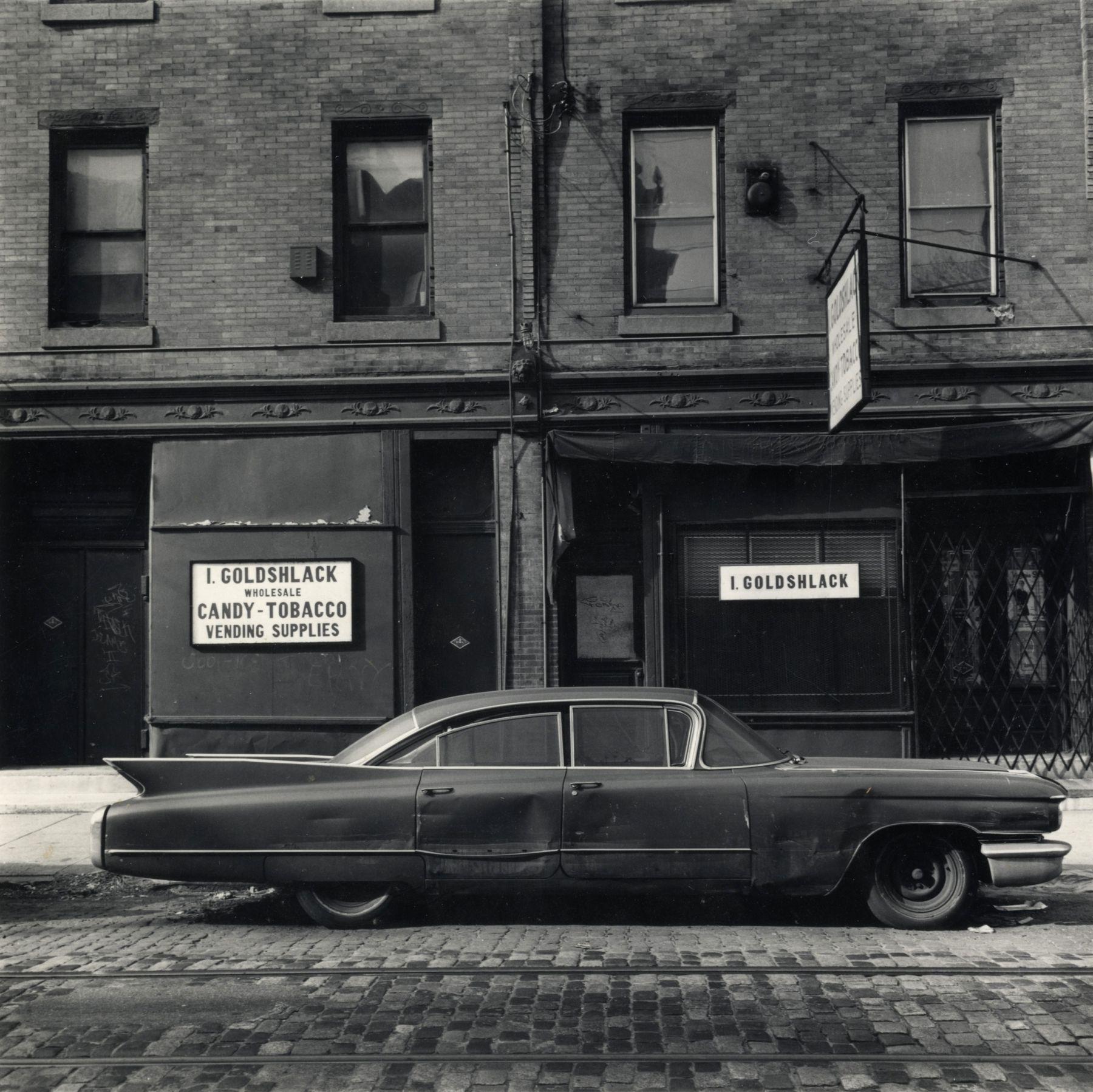 Will Brown Goldshlack Caddie 1973