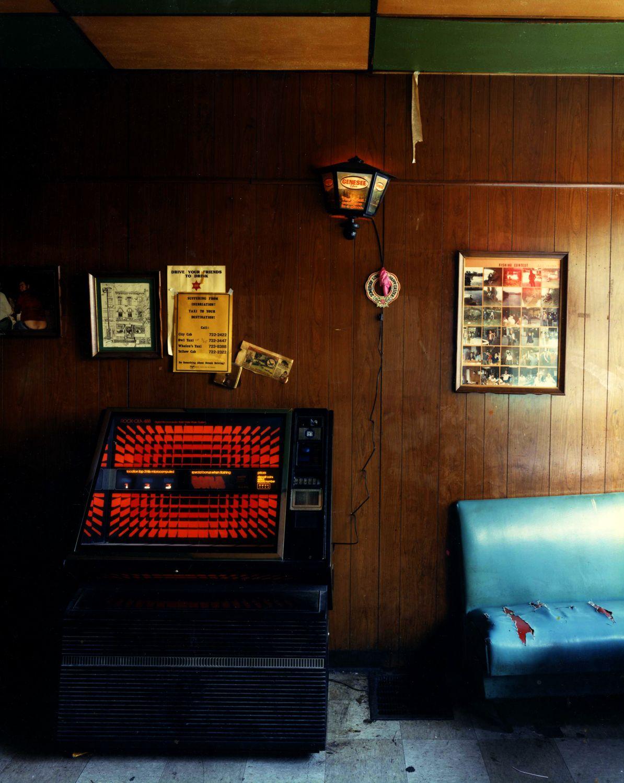 Bruce Wrighton Paddy's Ale House Binghamton, NY, 1986