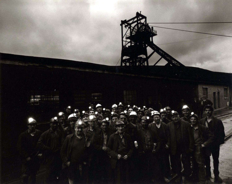Bruce Davidson Welsh Miners 1965