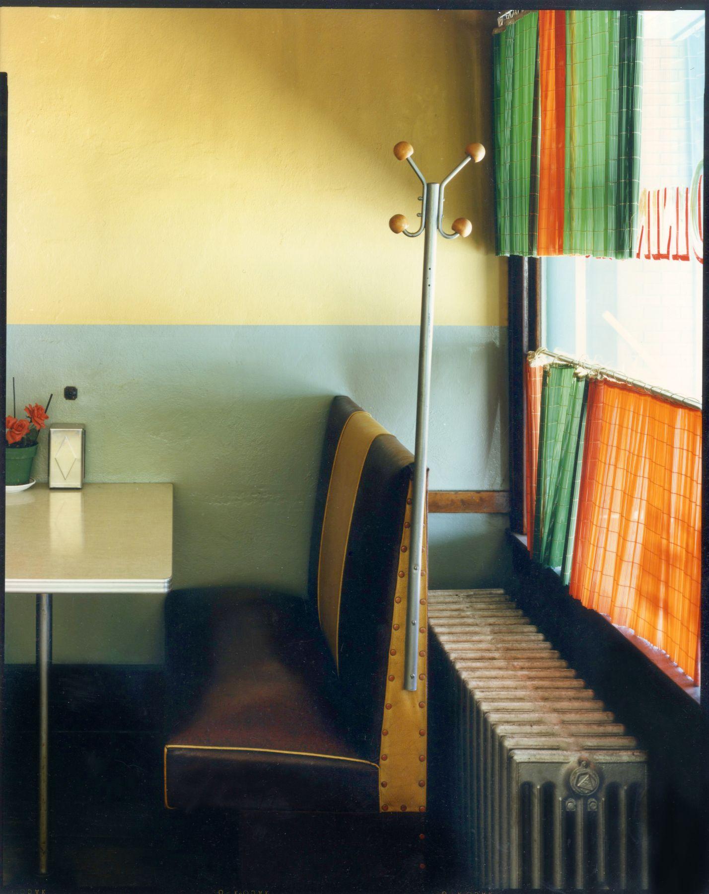 Bruce Wrighton  Glenwood Bar and Restaurant, Binghamton NY, 1986