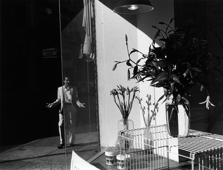 Ray Metzker Philadelphia, 1984