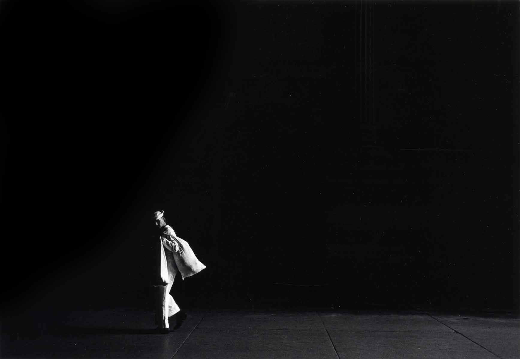 Ray K. Metzker Philadelphia, 1963